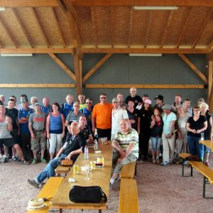 Concours avec Horbourg-Wihr et Ottrott 2016
