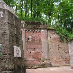 entrée du Fort Ducrot