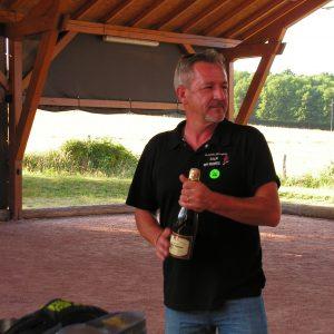Pascal Bebon, l'organisateur de la journée