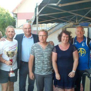 Horbourg vainqueur, Félicitations!