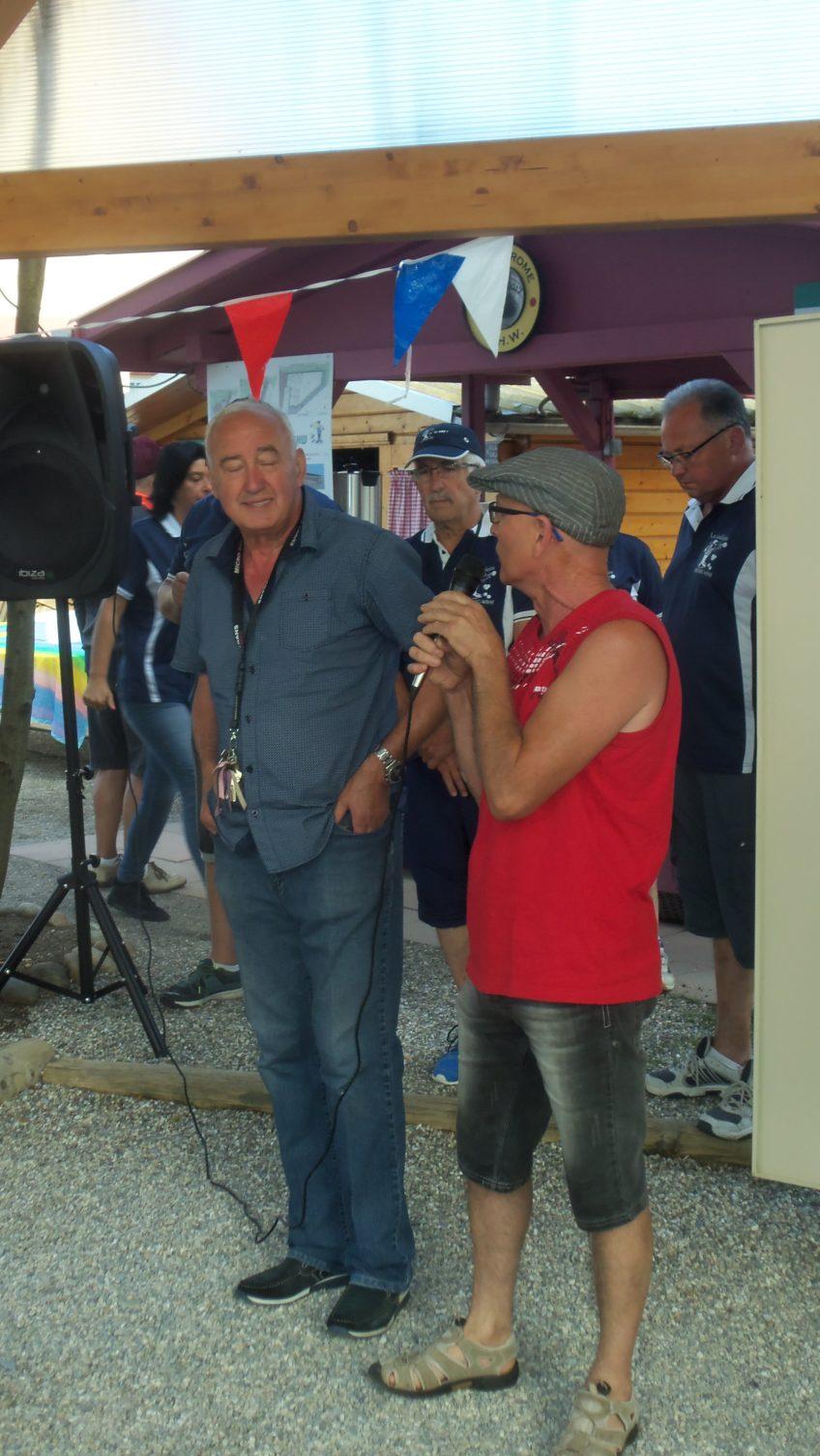 10 -ème ANNIVERSAIRE de HORBOURG-WHIR – 23 juin 2019